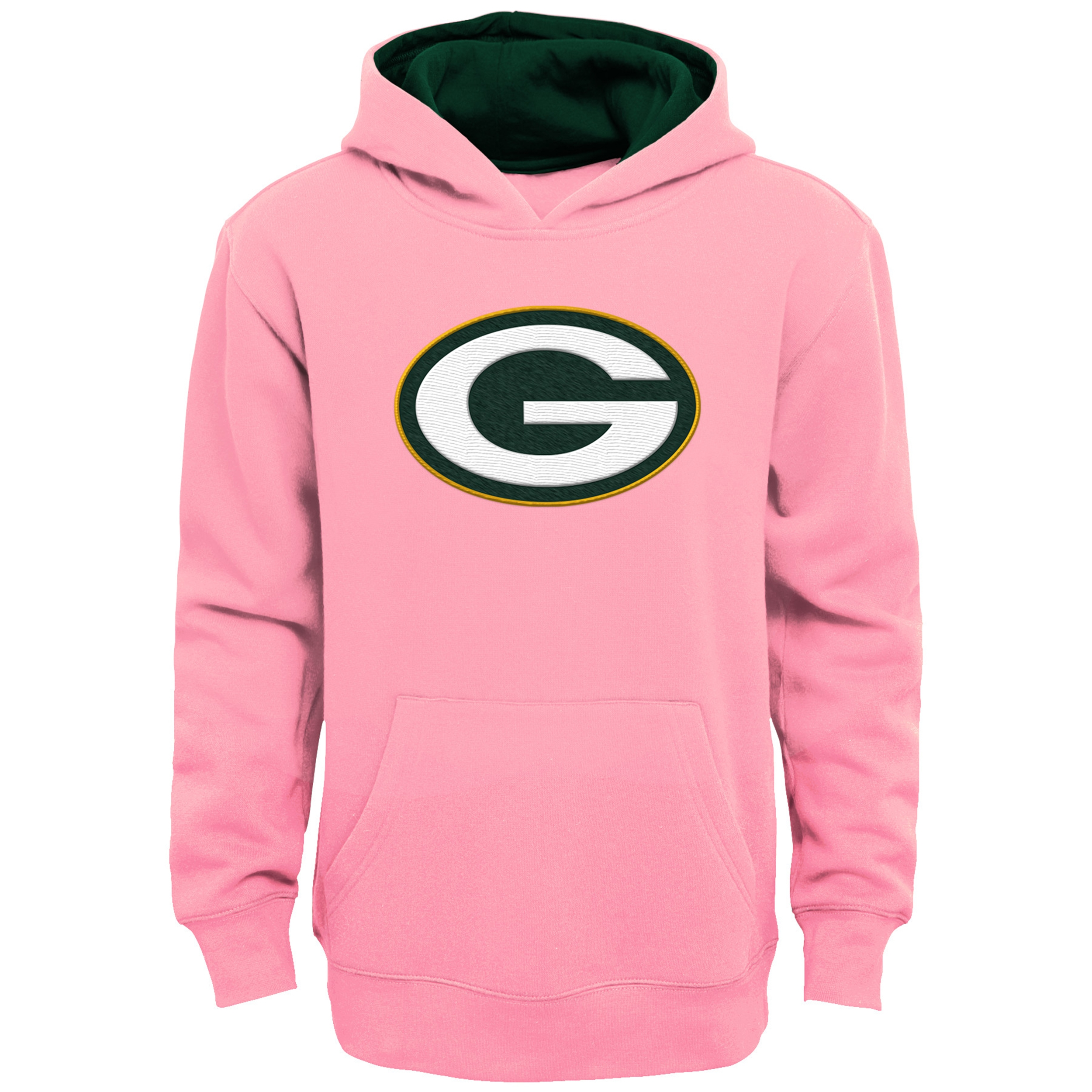Green Bay Packers Girls Prime Pullover