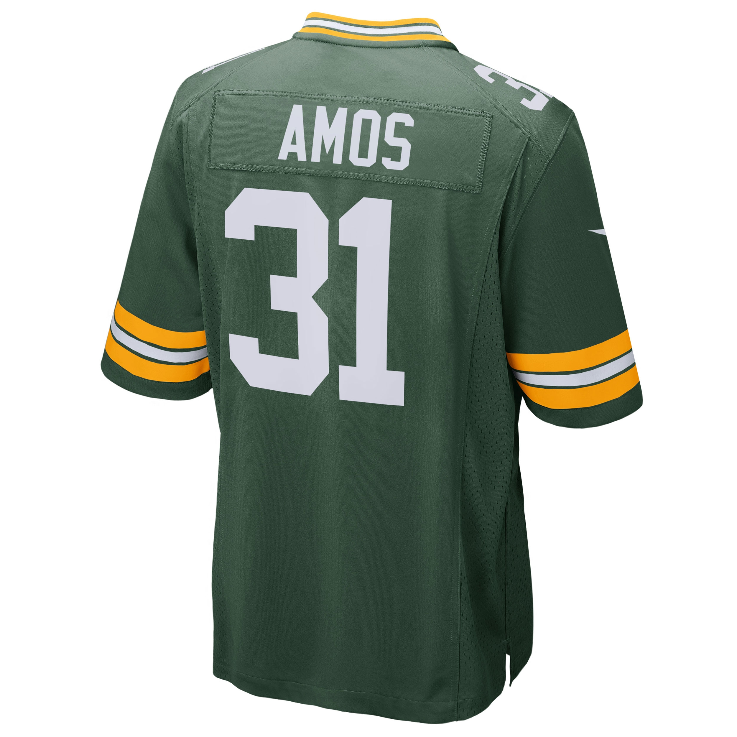 #31 Adrian Amos Home Game Jersey