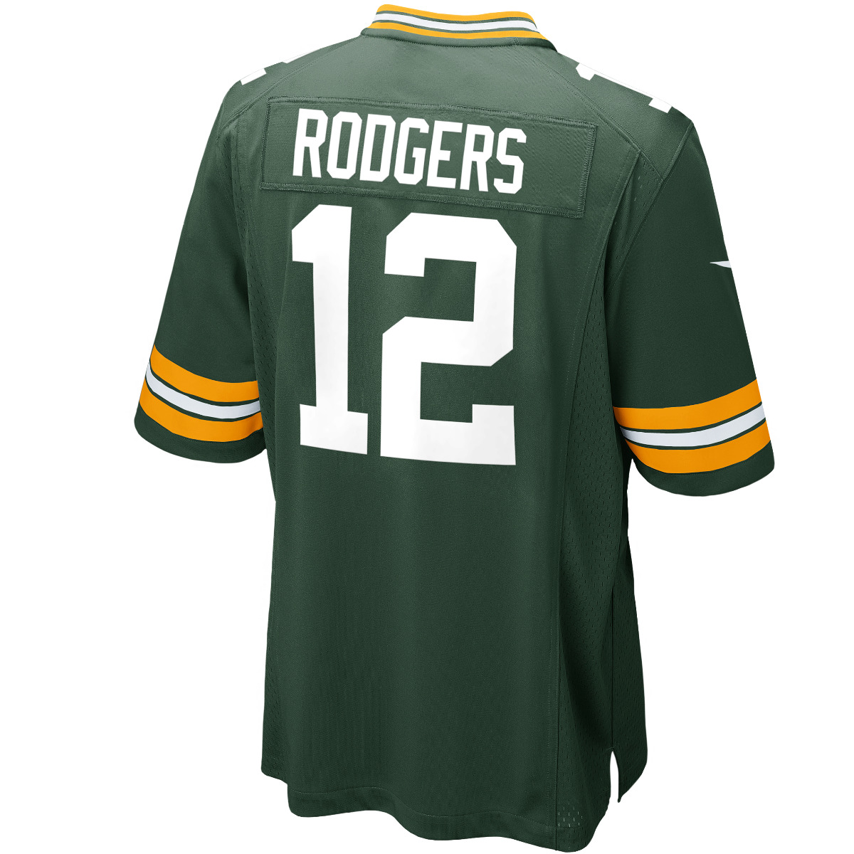 #12 Aaron Rodgers Home Game Jersey