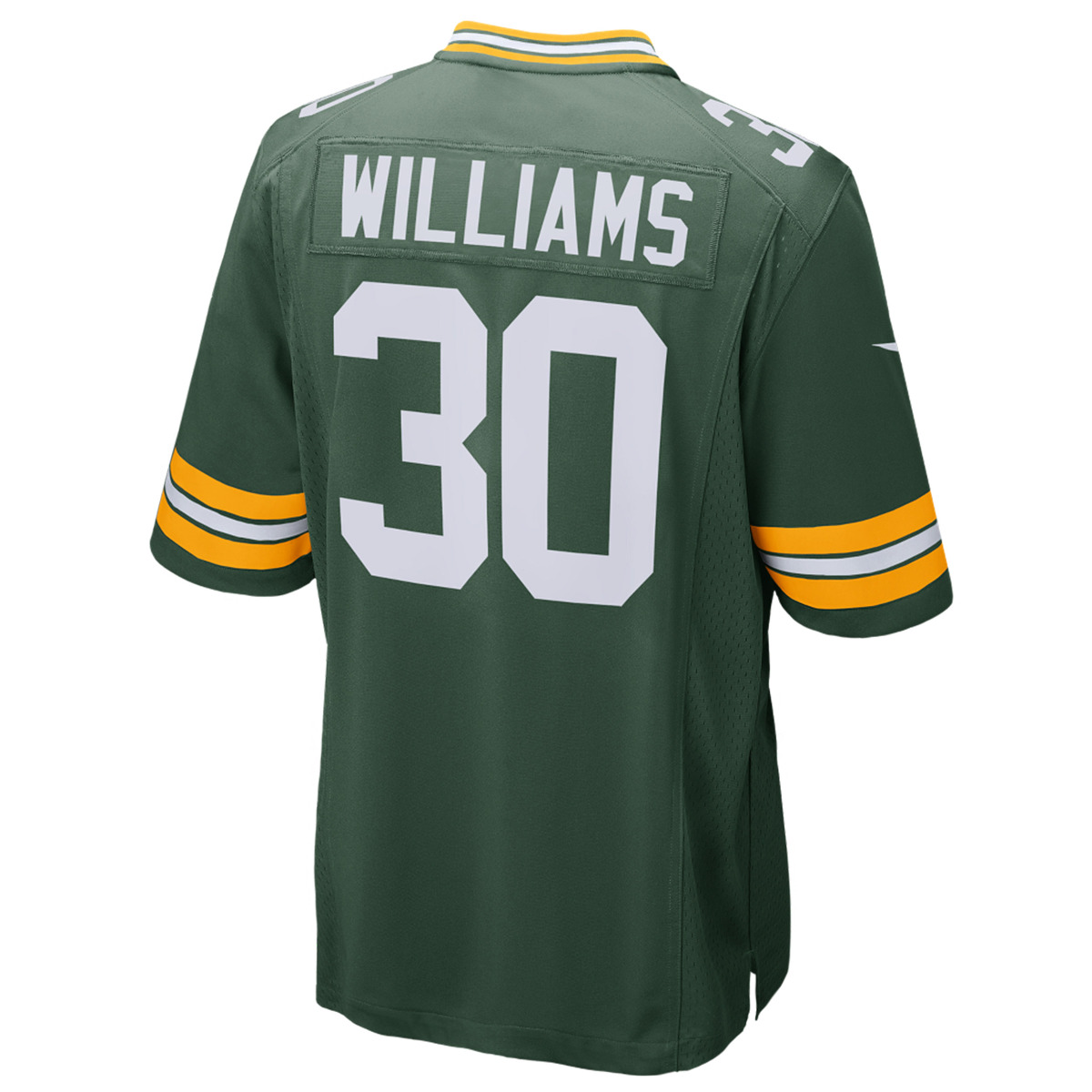 #30 Jamaal Williams Home Game Jersey