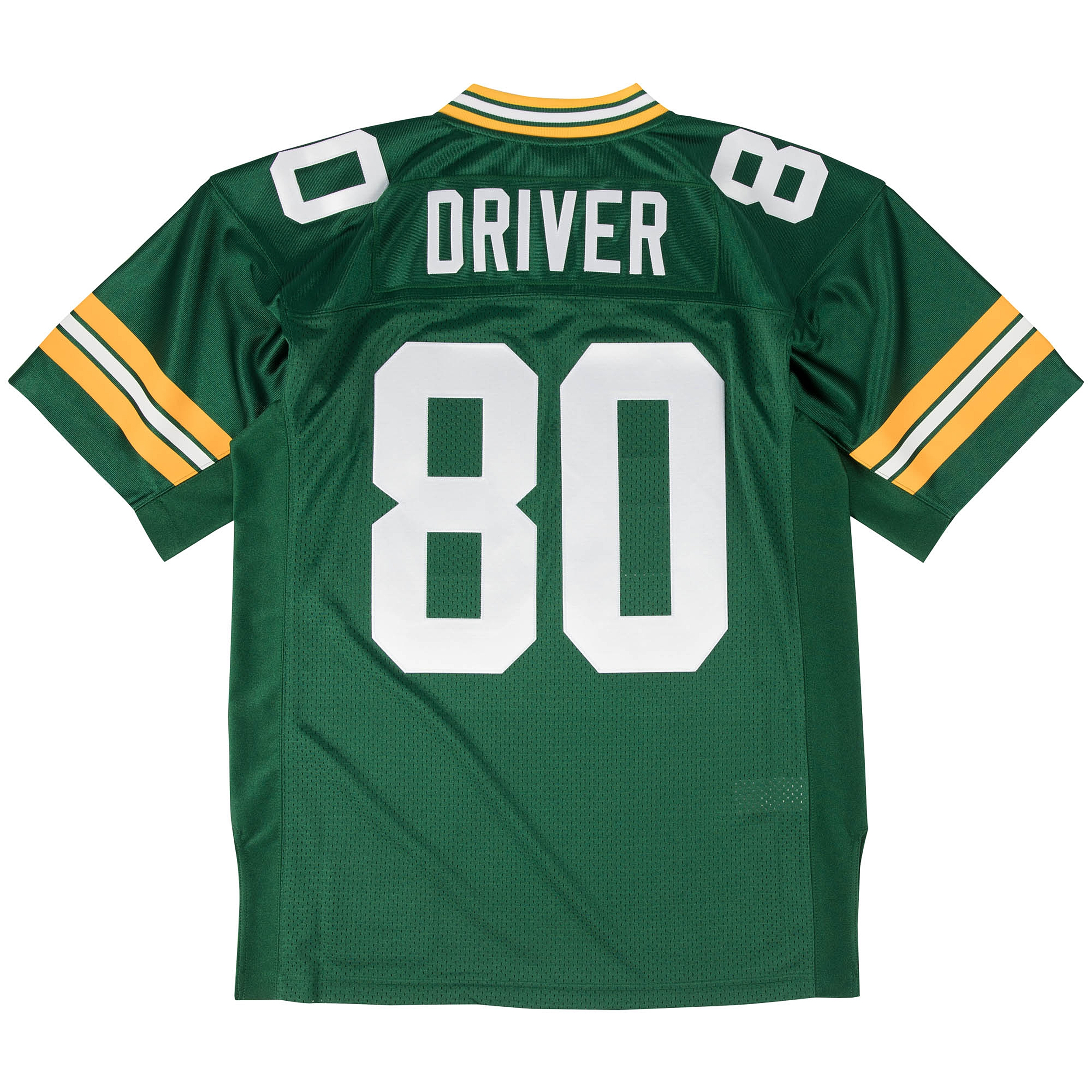 #80 Donald Driver 2000 Throwback Authentic Jersey