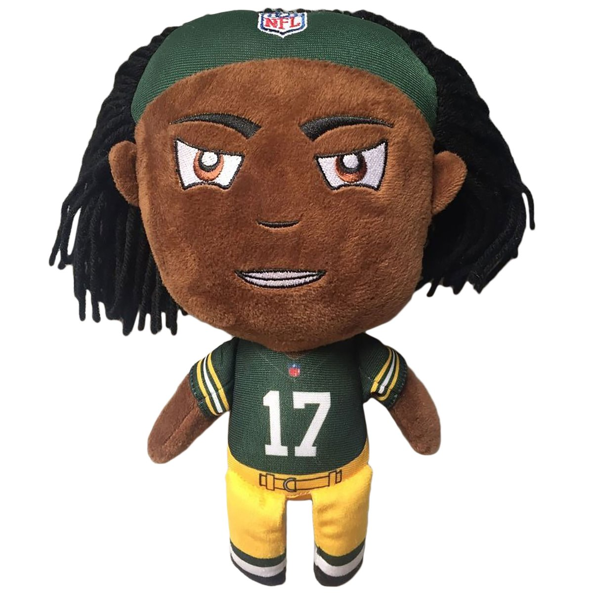 Green Bay Packers 17 Plush Baby Bro At The Packers Pro Shop