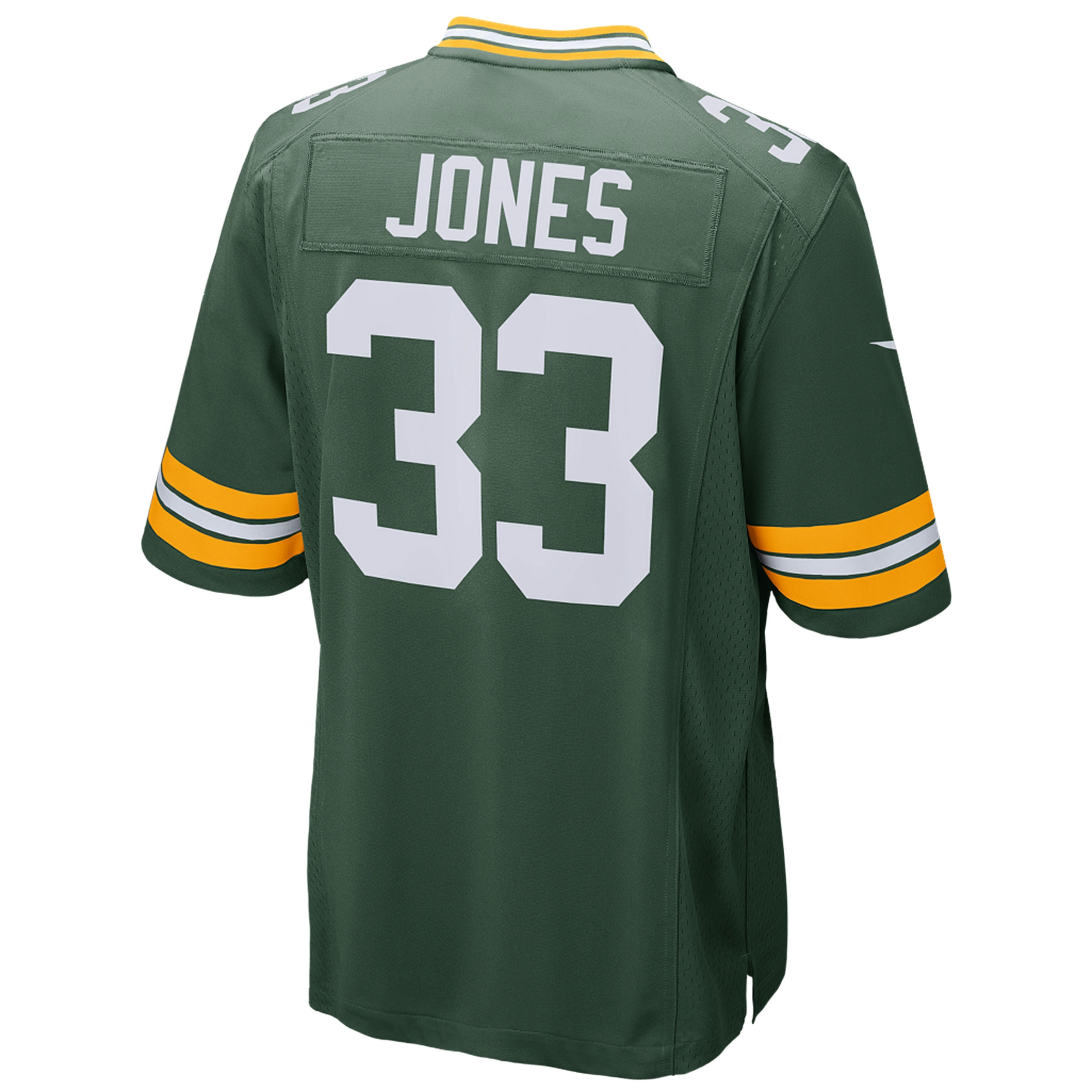 33 Aaron Jones Home Youth Game Jersey At The Packers Pro Shop