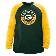 Packers Big & Tall Color-Blocked T-Shirt