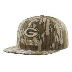 Packers Carhartt x '47 Mossy Oak Captain Cap