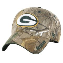 Packers '47 Realtree Frost MVP Cap