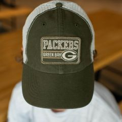 Packers '47 Off Ramp Meshback Clean Up Cap
