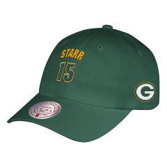 Packers #15 Bart Starr Baseball Cap