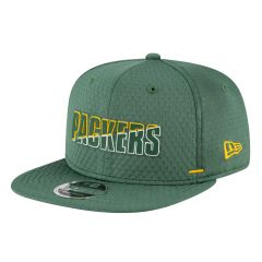 Packers 2020 Sideline Training 9Fifty Cap