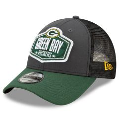 Packers 2021 Draft 9Forty Snapback Cap