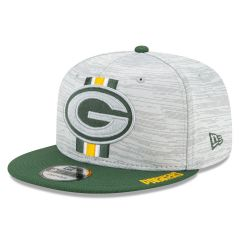 Packers 2021 Training 9Fifty Cap