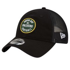 2021 Packers vs. Cancer Meshback Cap