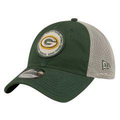 Packers Circle Patch Trucker 9Twenty Cap