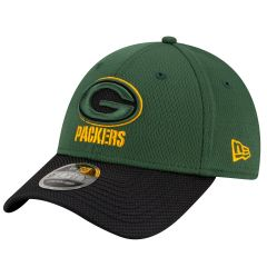 Packers 2021 Sideline Road 9Forty Cap
