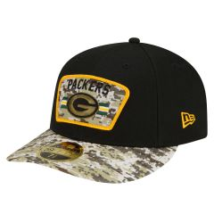 Packers 2021 Salute to Service 59Fifty Cap