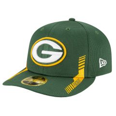 Packers 2021 Sideline Home LP 59Fifty Cap