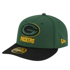 Packers 2021 Sideline Road LP 59Fifty Cap