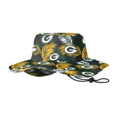 Packers Floral Boonie Bucket Hat
