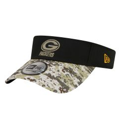 Packers 2021 Salute to Service Visor