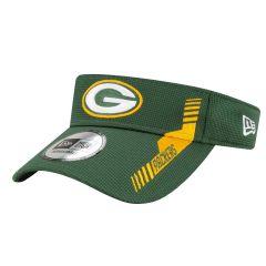 Packers 2021 Sideline Home Visor