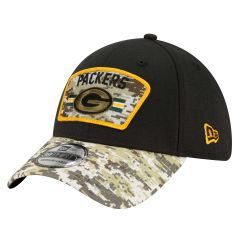 Packers 2021 Salute to Service 39Thirty Cap