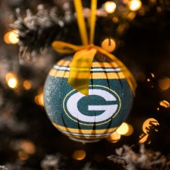 Packers LED Light-Up Ornament