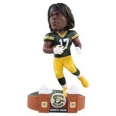 Packers #17 Adams Stadium Brick Bobblehead