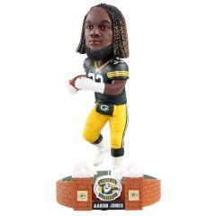 Packers #33 Jones Stadium Brick Bobblehead