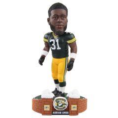 Packers #31 Amos Stadium Brick Bobblehead