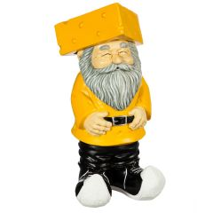 Packers Cheesehead Gnome Bobblehead