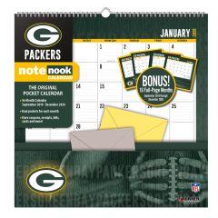 Packers 2020 Sports Pocket Calendar