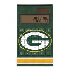 Packers Stripe Desktop Calculator