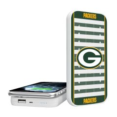 Packers Portable Wireless Charger