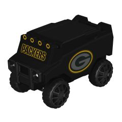 Packers Blackout Remote Control Rover Cooler