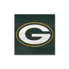 Packers G Logo Wood Magnet