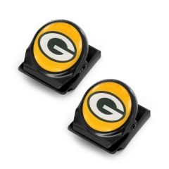 Packers 2-Pack Memo Clip Magnets