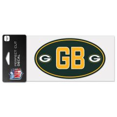 Packers Code Decal
