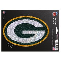 Packers Shimmer Decal