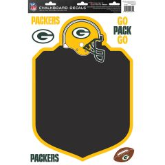 Packers Chalkboard Decal