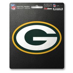 Packers Matte Finish Decal