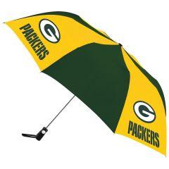 Green Bay Packers Automatic Folding Umbrella