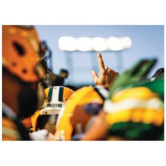 Packers #1 Greeting Card
