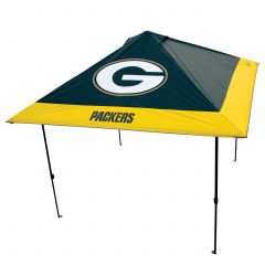 Green Bay Packers 10 x 10 Eaved Canopy