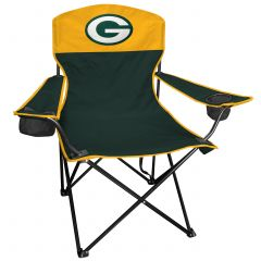 Packers Lineman Deluxe Quad Chair