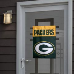 Packers Home Flag