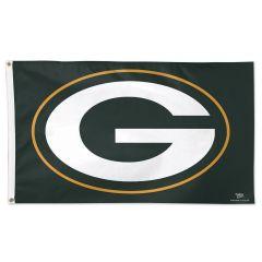 Packers G Logo 3 x 5 Flag