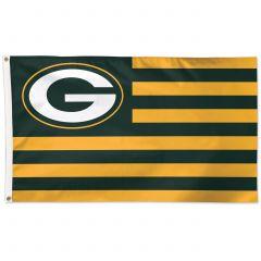 Green Bay Packers Team Americana Flag