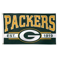 Packers Est. 1919 Flag