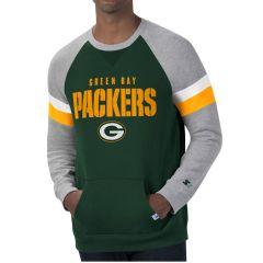 Packers Placekicker Crewneck Fleece Sweatshirt