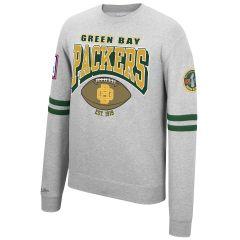 Packers All Over Print Fleece Crew